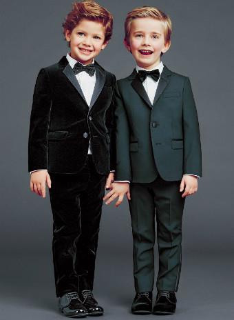 Dolce & Gabbana kids FW 2014