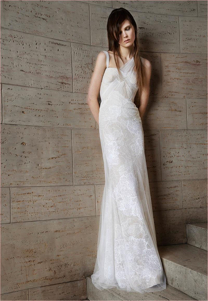 Новая коллекция свадебных платьев 2014