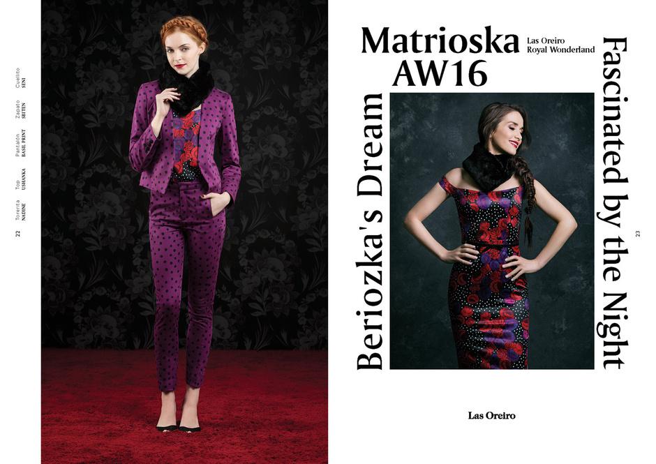 Наша Наташа: новая коллекция Натальи Орейро в деталях