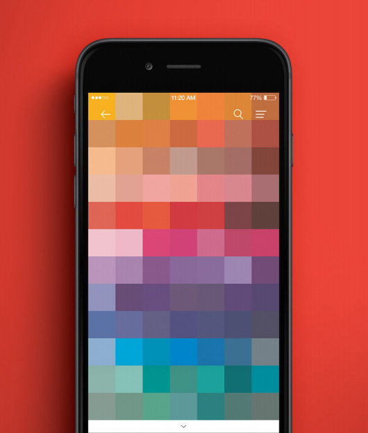 Мобильное приложение Panton