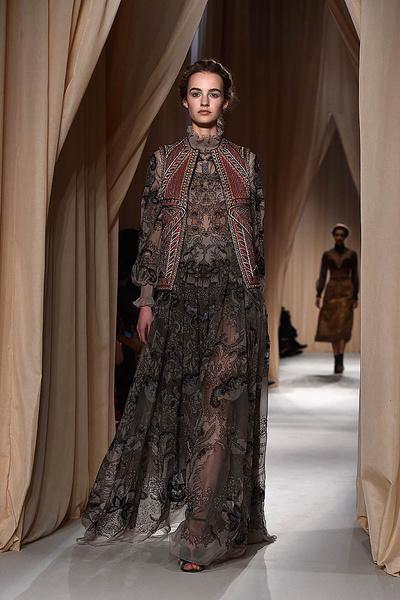 Показ Valentino Haute Couture | галерея [1] фото [25]