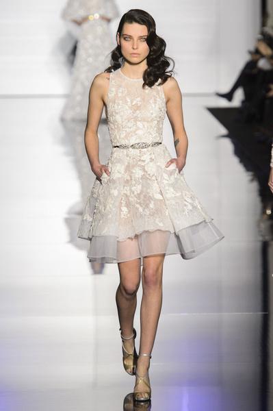 Показ Zuhair Murad Haute Couture | галерея [1] фото [22]
