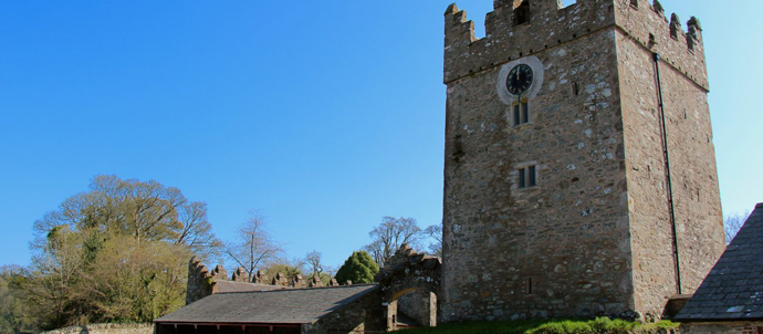 Замок Уард, Северная Ирландия