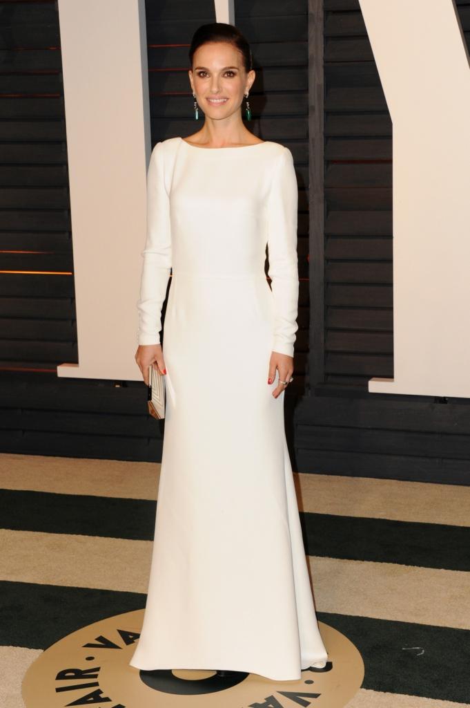 Натали Портман в Dior