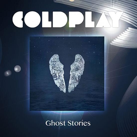 Coldplay «Ghost Stories» новые музыкальные альбомы май