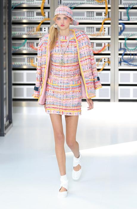 Chanel, весна-лето 2017