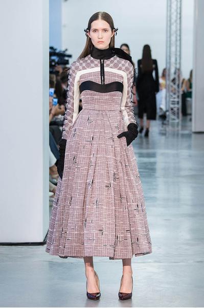 В Москве состоялся показ осенне-зимней коллекции Edem Couture | галерея [1] фото [10]