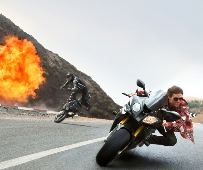 «Миссия невыполнима: Племя изгоев» (Mission: Impossible - Rogue Nation) 2