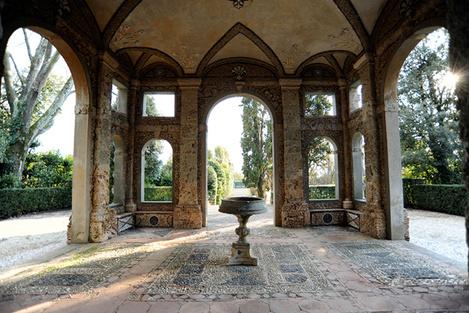 Вилла Марлия в Тоскане станет отелем   галерея [1] фото [5]