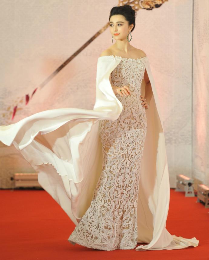 Фань Бинбин в Ralph & Russo Couture