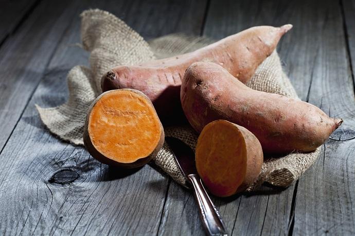 Полезные свойства сладкого картофеля с рецептами
