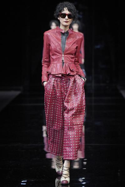 Неделя моды в Милане: 27 февраля | галерея [1] фото [8]