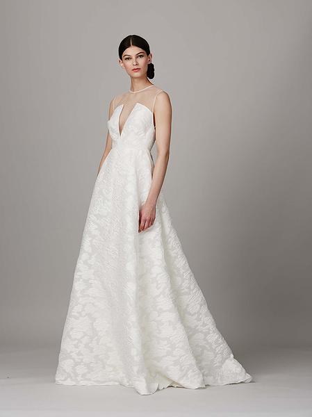 Лучшие коллекции Недели свадебной моды | галерея [2] фото [7]