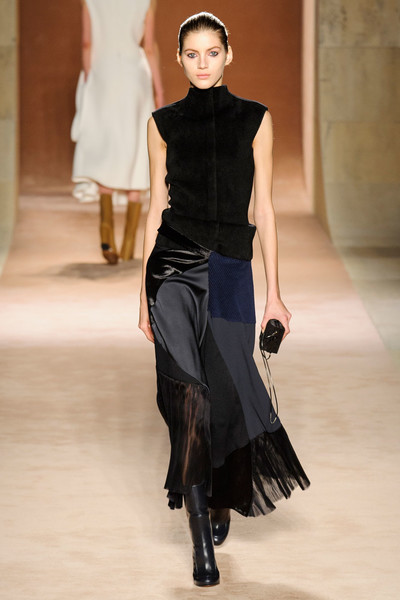 Показ Victoria Beckham на Неделе моды в Нью-Йорке | галерея [1] фото [5]