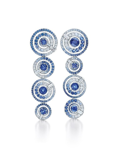 Tiffany & Co. представили новую коллекцию Blue Book 2015 | галерея [1] фото [15]