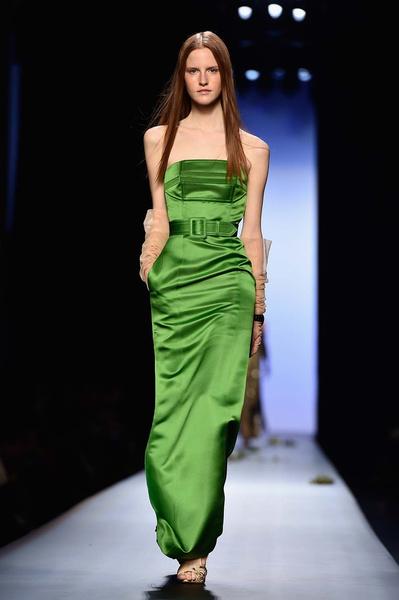 Показ Jean Paul Gaultier Couture | галерея [1] фото [18]