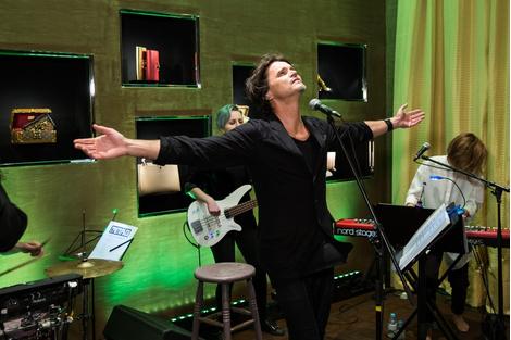 Гости музыкального вечера Сати Спиваковой и Louis Vuitton | галерея [1] фото [12]