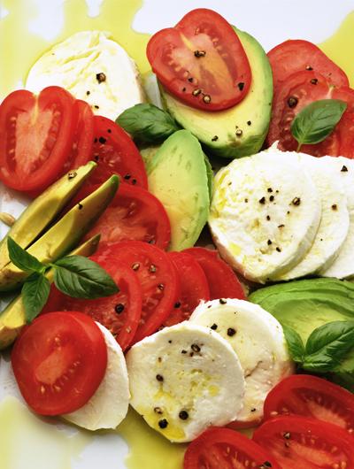 Smart Food: моцарелла и рикотта