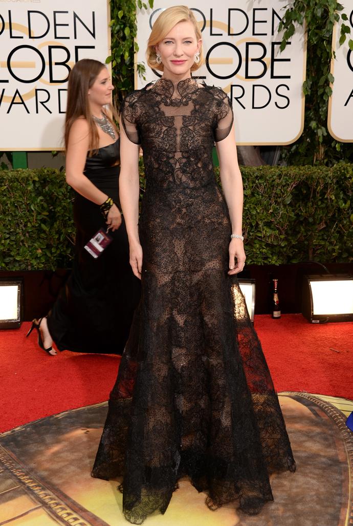 Кейт Бланшетт, «Золотой глобус-2014»