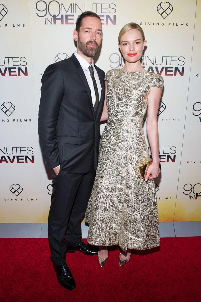 Кейт Босуорт с мужем: фото 2015