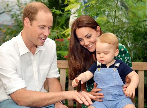 Итоги года 2014: лучшие фото Кейт Миддлтон и принца Уильяма | галерея [4] фото [2]