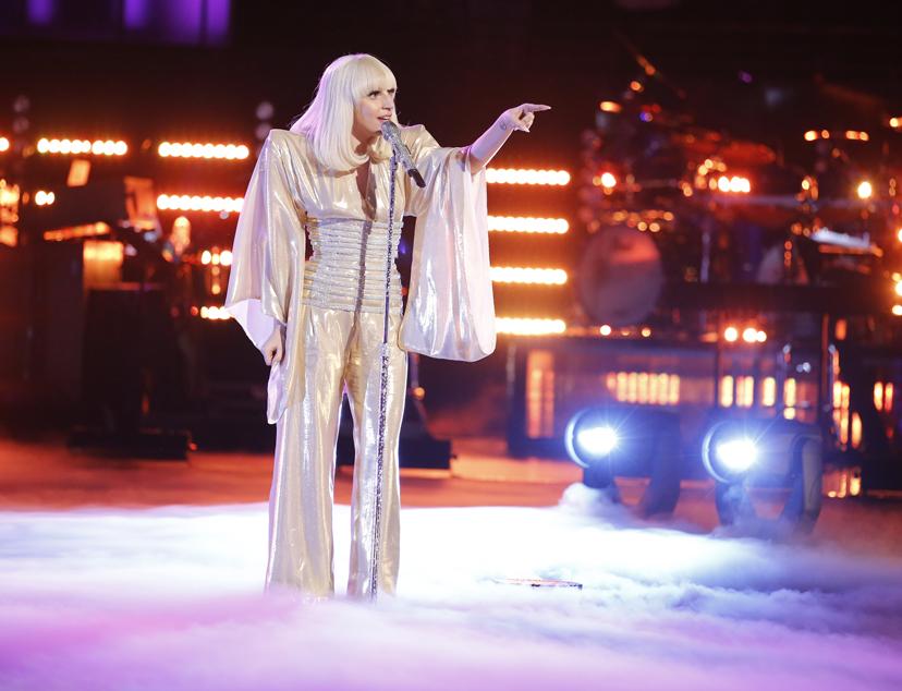 Джаз от Леди Гага