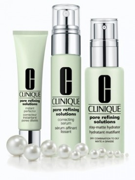 Линия Clinique Pore Refining Solutions