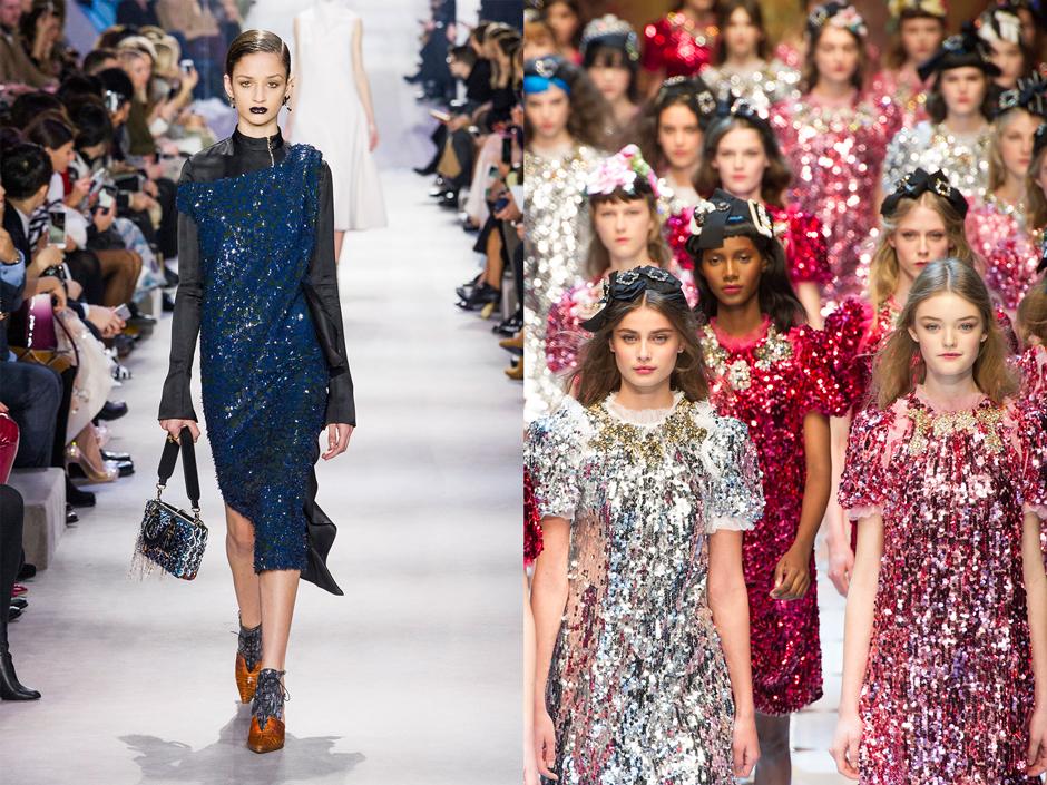 Christian Dior, Dolce & Gabbana