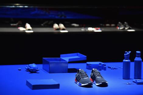 Назад в будущее: 8 фактов о новых кроссовках adidas Originals – NMD | галерея [2] фото [2]