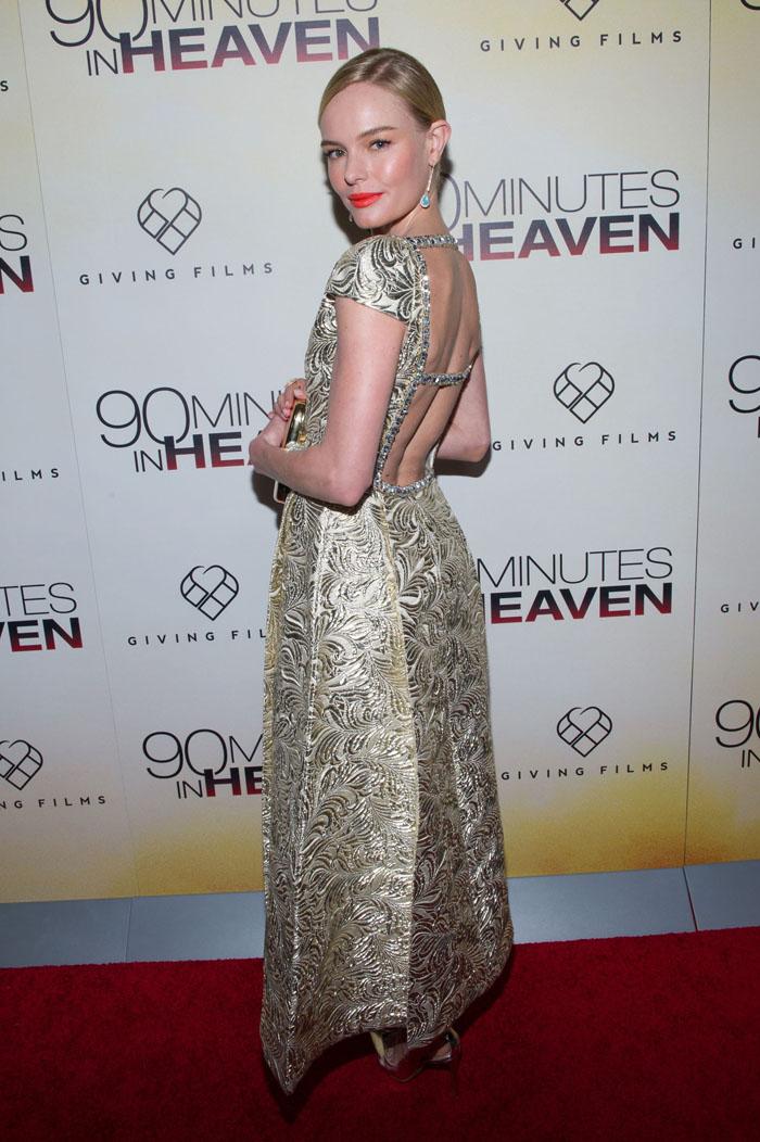 Платье Кейт Босуорт: фото 2015