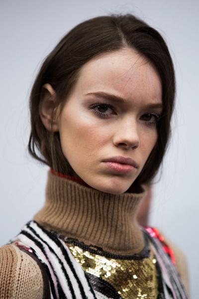 Бьюти-тренды всех Недель моды fw 2015 | галерея [8] фото [1] Giambattista Valli