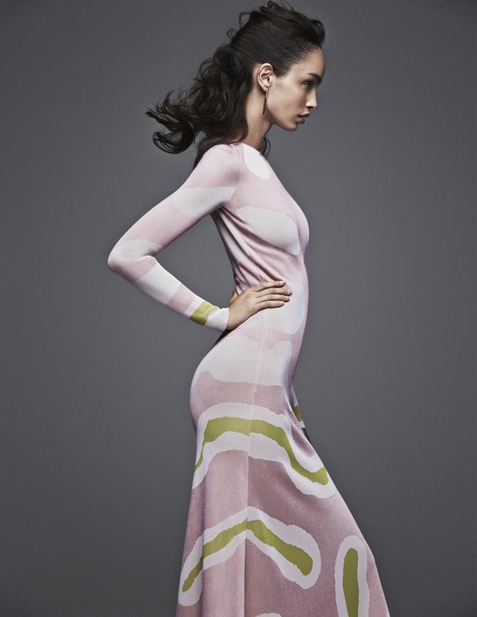 100 самых красивых платьев из осенних коллекций