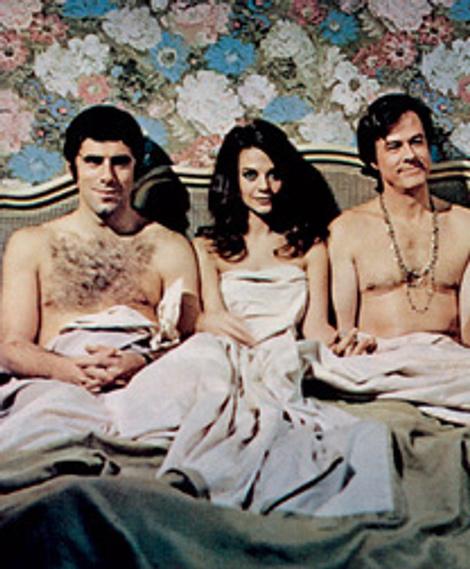 Фильм «Боб, Кэрол, Тэд и Элис», 1969 год