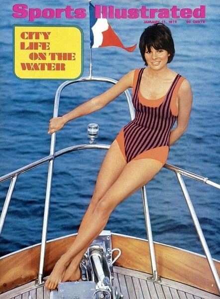Опубликована обложка нового номера Sports Illustrated Swimsuit Issue | галерея [1] фото [50]