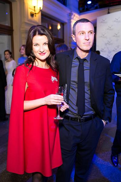 Мария Юцевич и Игорь Верник