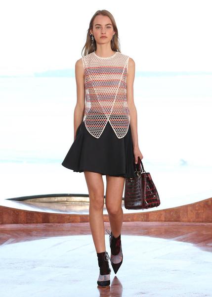 Показ круизной коллекции Dior в Каннах | галерея [1] фото [22]
