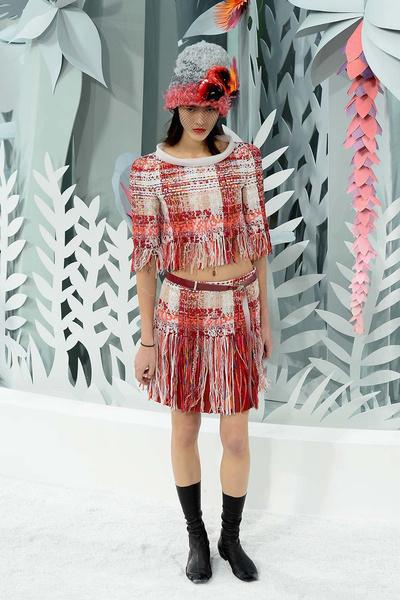 Показ Chanel Haute Couture | галерея [1] фото [17]