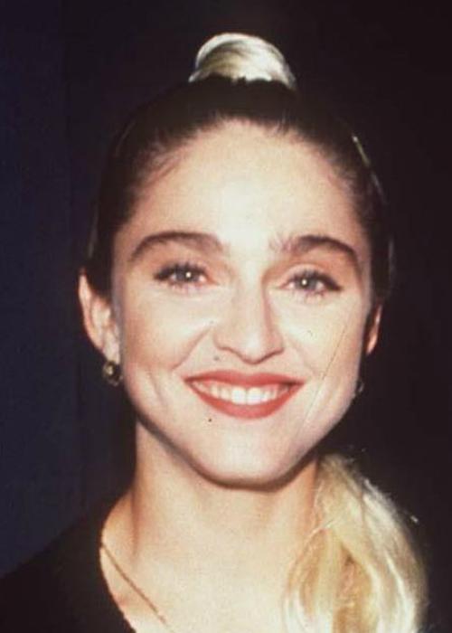 Август 1987, празднование дня рождения Мадонны, Лос-Анджелес