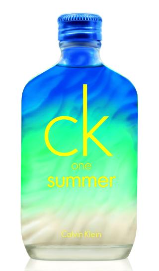 Calvin Klein - CK One Summer 2015