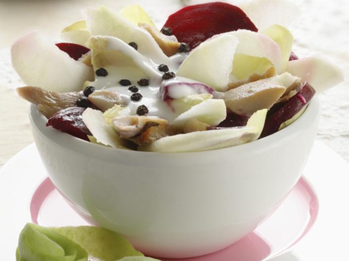 Легкие салаты рецепты и фото