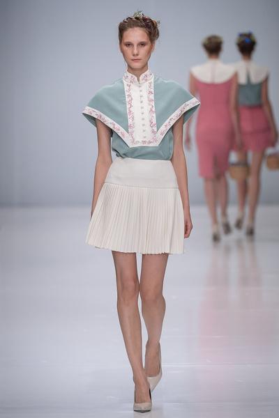 Неделя моды в Москве: обзор коллекций | галерея [6] фото [7]