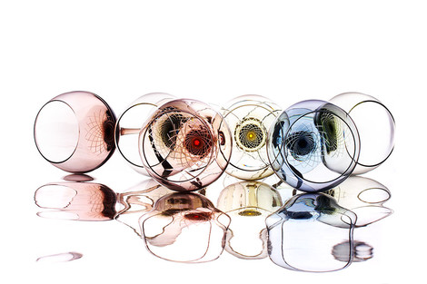 Компания MATEO представила новую коллекцию хрустальных бокалов и фарфора | галерея [1] фото [3]