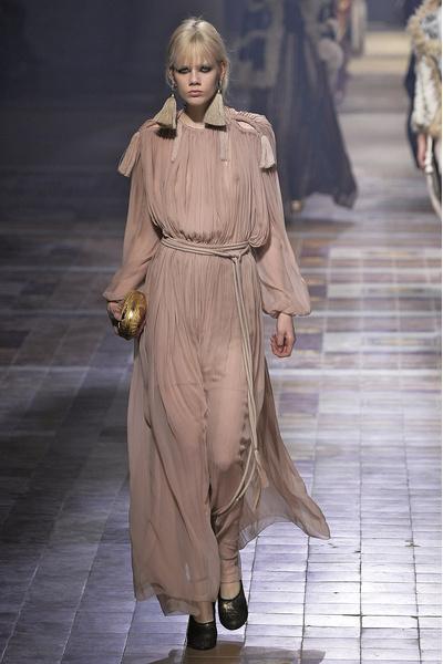 Показ Lanvin на неделе моды в Париже | галерея [1] фото [28]