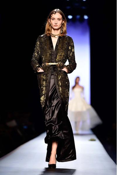 Показ Jean Paul Gaultier Couture | галерея [1] фото [10]
