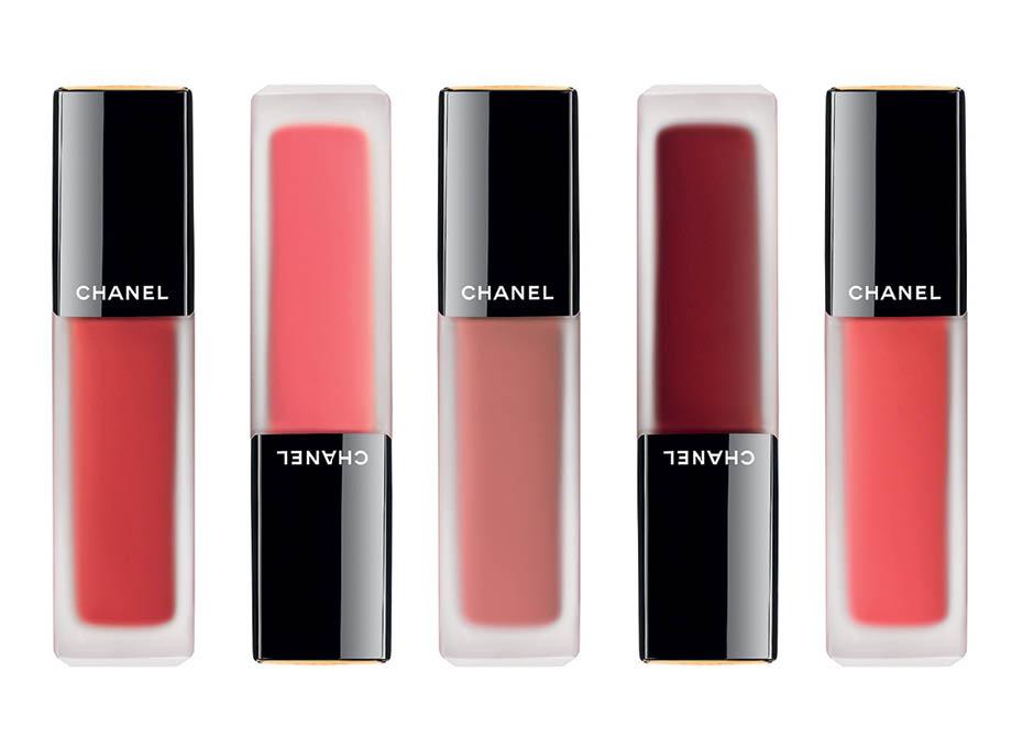 Жидкая матовая помада для губ Rouge Allure Ink от Chanel