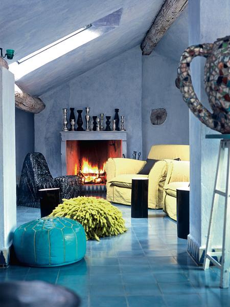 Средиземноморский стиль в интерьере: декор, советы | галерея [1] фото [4]