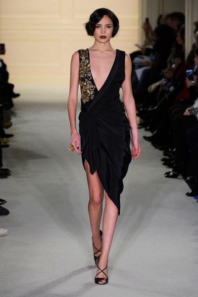 Показ Marchesa на Неделе моды в Нью-Йорке   галерея [1] фото [27]