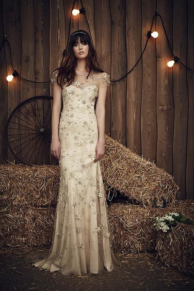 Лучшие коллекции Недели свадебной моды | галерея [6] фото [12]