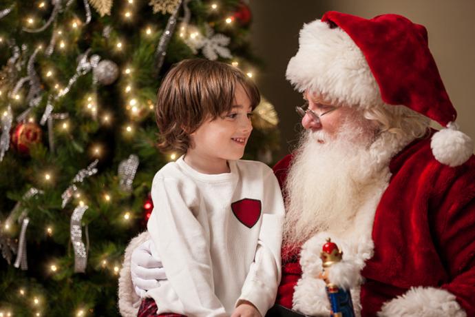Говорить ли ребенку, что Дед Мороза не существует?