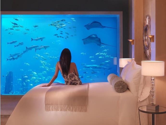 Atlantis The Palm Самый лучший отель в Дубае фото